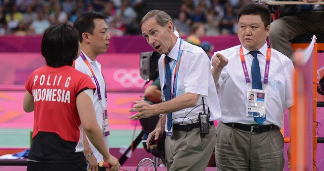 The badminton event at London 2012 was hit by some teams deliberately trying to lose their final group games