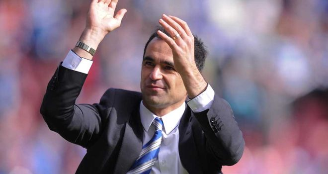 Roberto Martinez: 'Not too concerned' about the rest of the summer transfer centre