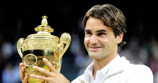 Golden moments: Roger's first serve was amazing again, says Petch