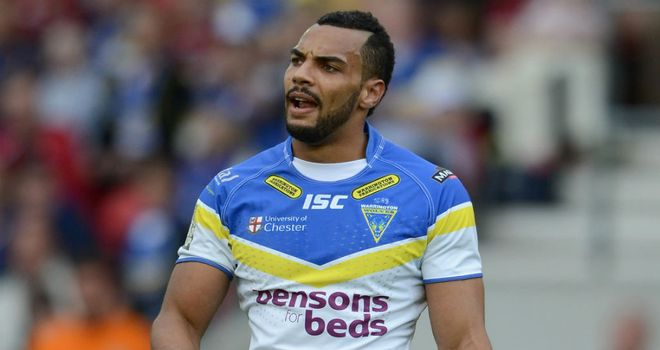 Ryan Atkins: Cannot wait for the 2013 Super League campaign