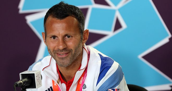 Ryan Giggs: Hoping Team GB is not a one-off