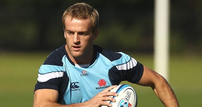 Sarel Pretorius: Returned to the Cheetahs after his switch to the Waratahs fails to work out