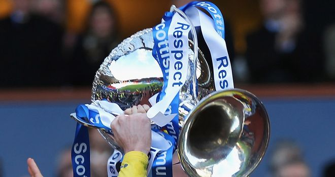 Scottish Communities League Cup: Rangers meet East Fife in first round