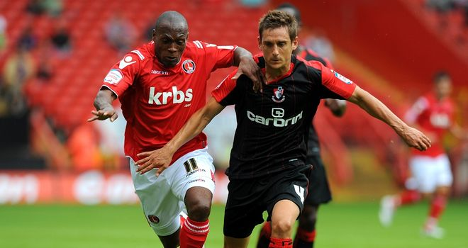 Cooper (right): Signed for Crawley Town