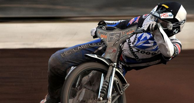 Krzysztof Buczkowski and Simon Gustafsson are out of the Elite League Riders' Championship at Swindon