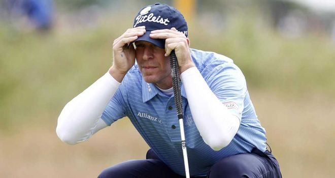 Stricker: A certainty to guide Tiger, says Simon