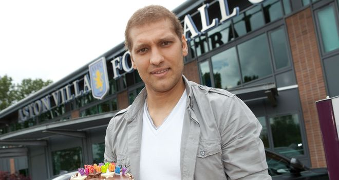 Stiliyan Petrov: On the road to recovery