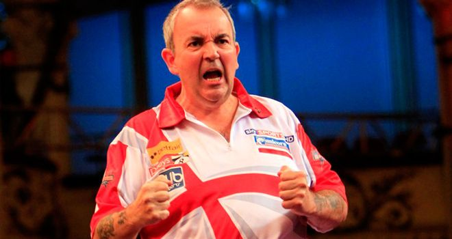 Phil Taylor: Four-time European champion