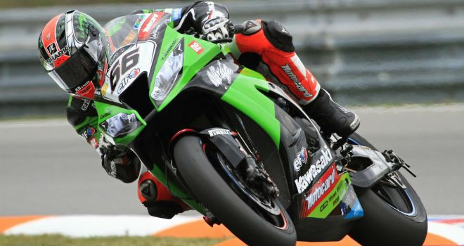 Tom Sykes: On pole at Brno