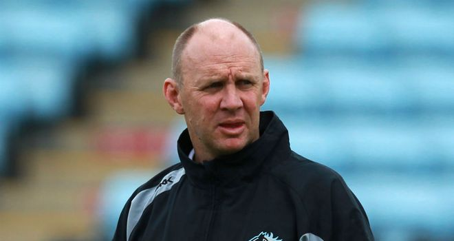 Tony Rea: Will see his side remain at Twickenham Stoop next season