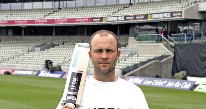 Jonathan Trott: England batsman averages 48.58 in ODIs