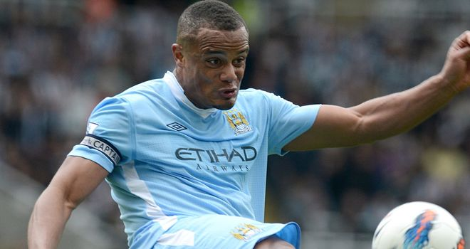 Vincent Kompany: Targeting six more Premier League titles with Manchester City