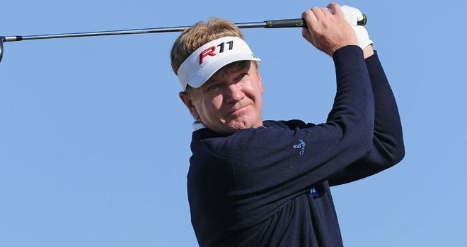 Paul Broadhurst: Fired rounds of 70 and 67 to win the qualifying event by one shot