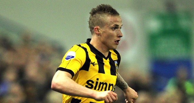 Alexander Buttner: Vitesse Arnhem full-back is a target for Fulham after a move to Southampton fell through