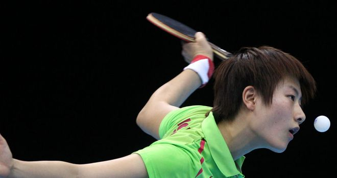 Ding Ning: On the verge of completing the Grand Slam