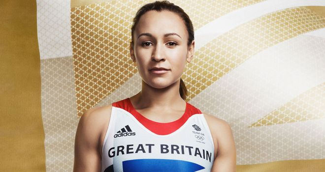 Jessica Ennis: everything has gone well in the run-up to the Olympics