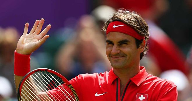 Roger Federer: Through to last 16 after easy win over Julien Benneteau