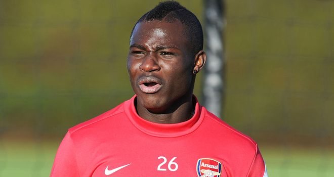 Emmanuel Frimpong: Charged by FA after social media row