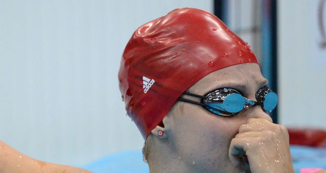 Ellen Gandy: Has announced that she will switch allegiance and compete for Australia