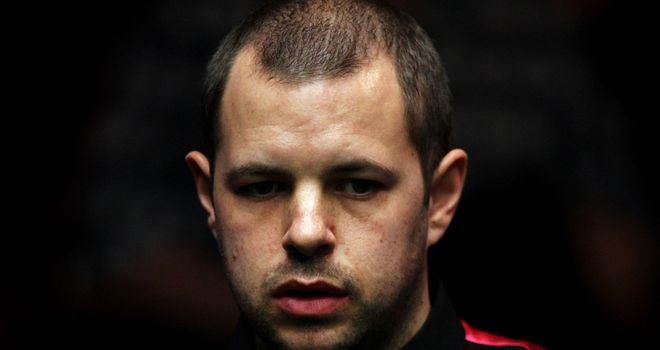 Barry Hawkins: reeled off consecutive 106 and 114 breaks