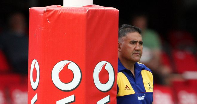 Jamie Joseph: Has unfinished business at the Highlanders