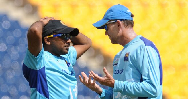Graham Ford: Hopes Sri Lanka's fight will return for third Test in Sydney