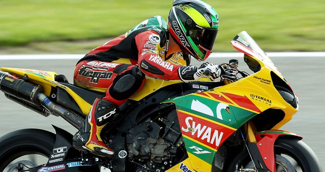 Michael Laverty: Targeting improved performance at Silverstone
