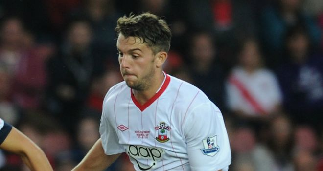 Jay Rodriguez: Ready to pit his wits against the best of the Premier League