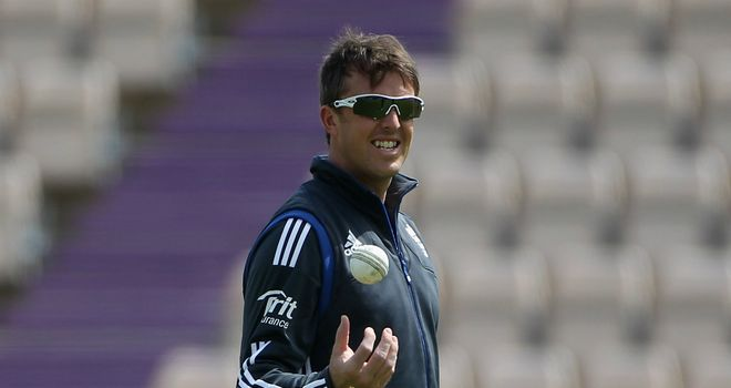 Graeme Swann: the 33-year-old has had a cortisone injection in his bowling arm