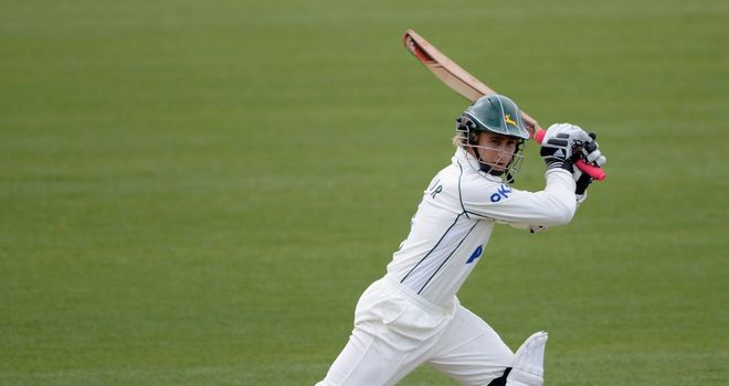James Taylor: Could make his Test debut against South Africa