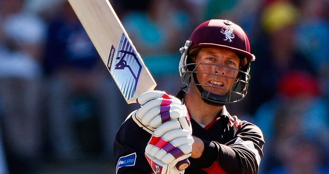 Marcus Trescothick: Happy to help with latest initiative