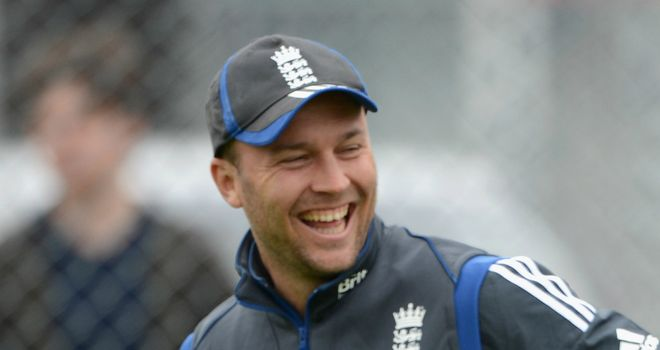 Jonathan Trott: Ashes-clinching century on England Test debut in 2009