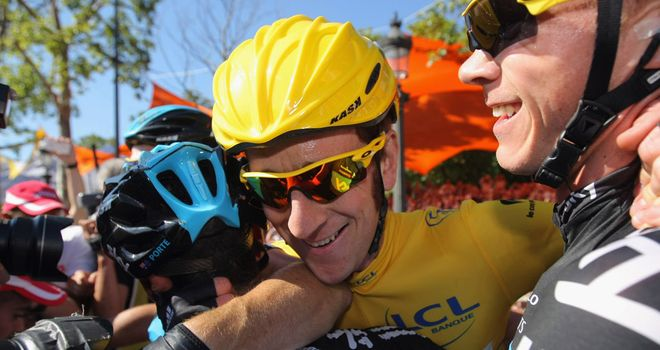 Bradley Wiggins: In a class of his own to take a win for the ages