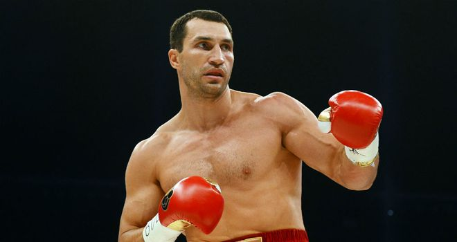 Wladimir Klitschko: Runnid out of valid opponents