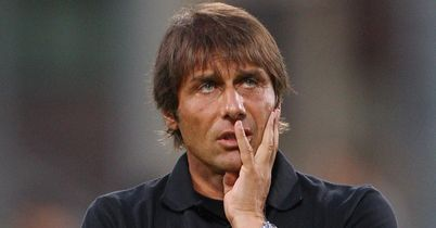 Antonio Conte: Desperate to return to the bench
