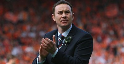 Derek Adams: Ross County boss has full squad to choose from