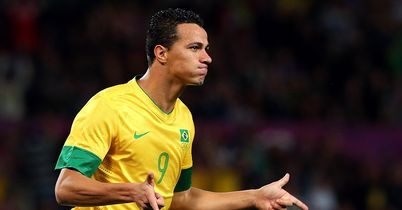 Leandro Damiao: Being heavily linked with Tottenham move