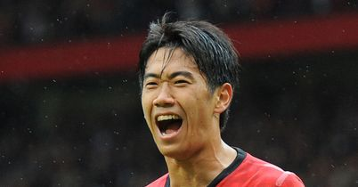 Shinji Kagawa: Will be a useful addition to United's armoury