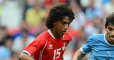 Omar Abdulrahman: No trial at Arsenal