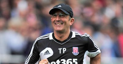 Tony Pulis: Leaves Stoke with his head held high