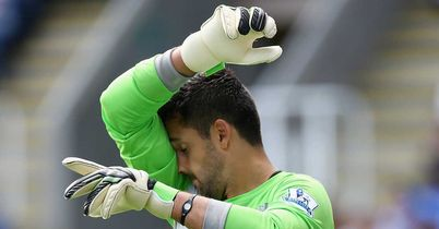 Adam Federici: Reading keeper to be recalled