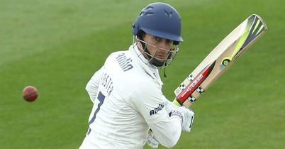 James Foster: Crucial knock for Essex