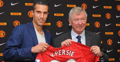 Sir Alex Ferguson: Happy Robin van Persie signed for Manchester United