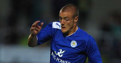 Jamie Vardy: Could feature for Leicester