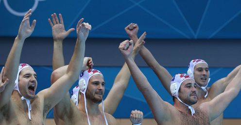 Croatia clinch gold