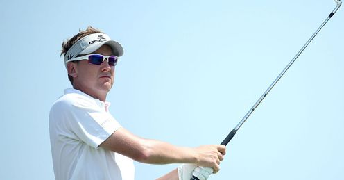 Poulter watches it slip away
