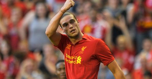 Andy Carroll: Sold by Brendan Rodgers