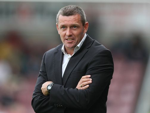 Aidy Boothroyd: Excited over Mukendi potential