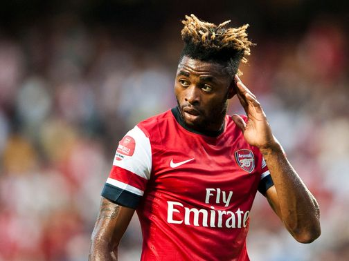 Alex Song: Has emerged as a transfer target for Barcelona