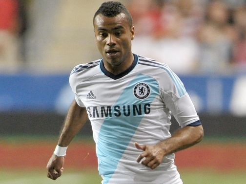 Ashley Cole: Not happy with Chelsea